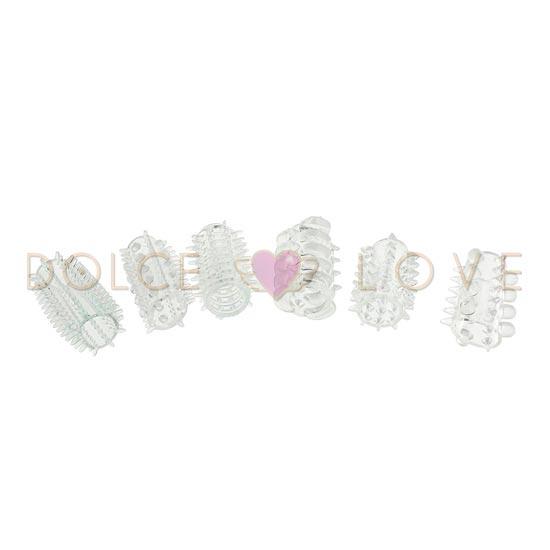 Compra a Dolce Love en Granadilla de Abona Anillas para el Pene