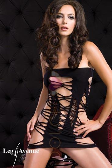 Consigue con Dolce Love en Alzira Lencería sexy y elegante como Vestidos